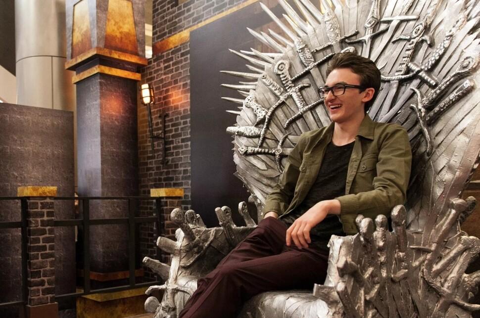 Экранный Бран Старк считает свою сюжетную линию лучшей в «Игре престолов»