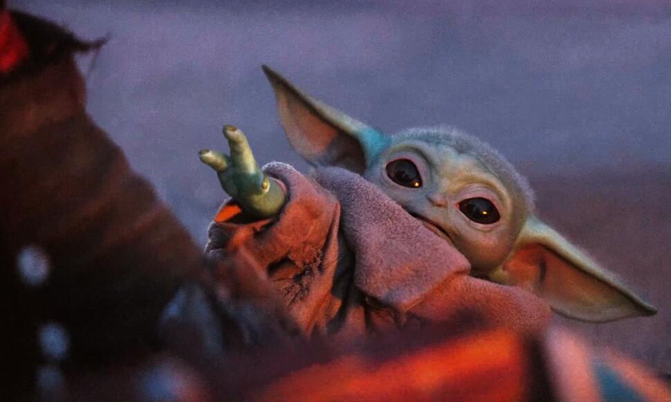 Штурмовик из «Мандалорца» рассказал, насколько дорого стоит малыш Йода