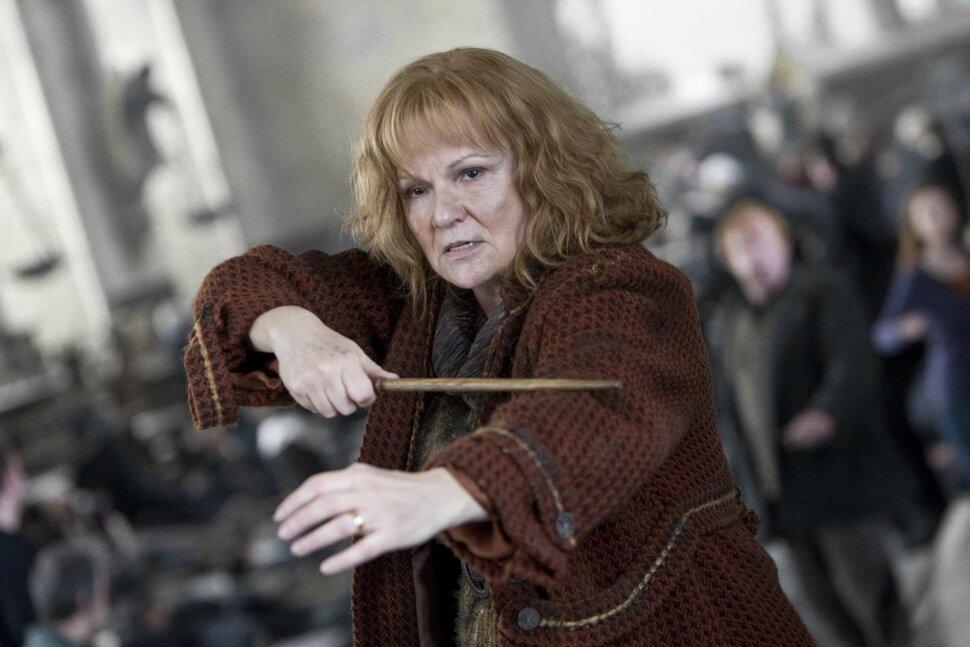 Звезда «Гарри Поттера» Джули Уолтерс сообщила, что у нее рак третьей степени
