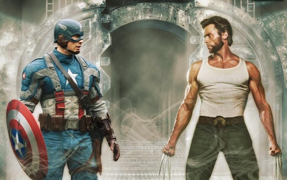 Капитан Америка может присоединиться к Росомахе в сериале «Оружие Икс»
