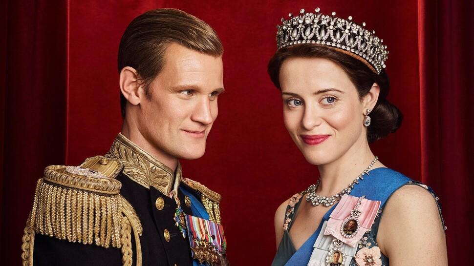 Из сериала «Корона» вырезали постельную сцену королевы Елизаветы и принца Филиппа