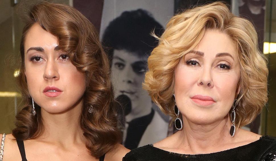 Редкое фото: дочь Любови Успенской показала, как певица выглядела до пластики
