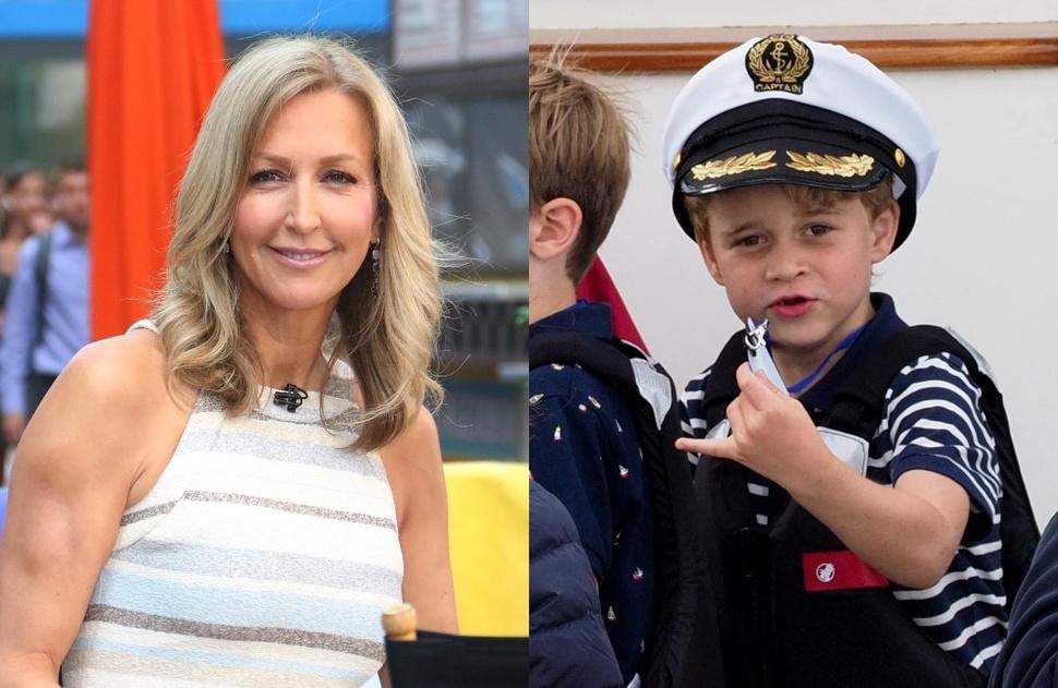 Американская телеведущая извинилась за высмеивание шестилетнего принца Джорджа