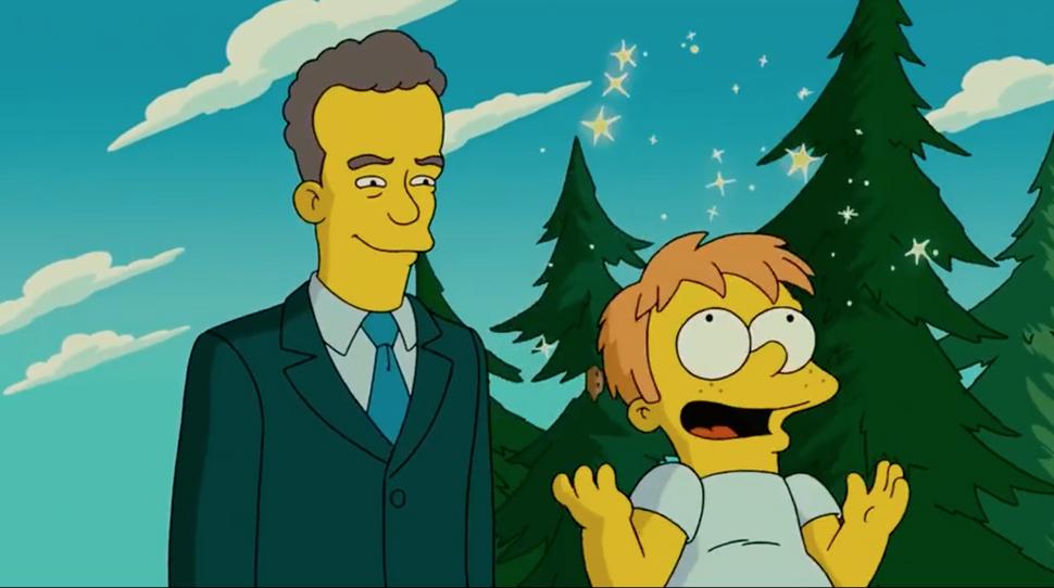 Фанаты «Симпсонов» считают, что сериал предсказал заражение Тома Хэнкса