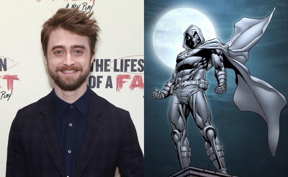 Дэниел Рэдклифф ответил на слухи о том, что присоединится к киновселенной Marvel