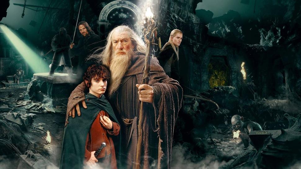 Сериал по «Властелину колец» продлили на второй сезон до съемок первого