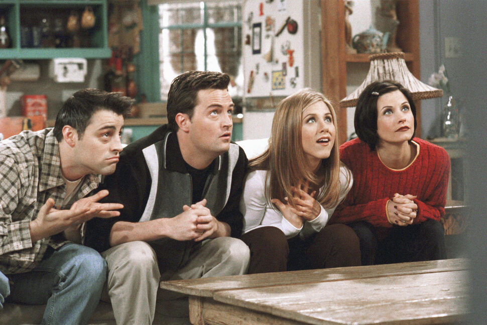 Официально: «Друзья» вернутся на экраны полным составом в специальном эпизоде