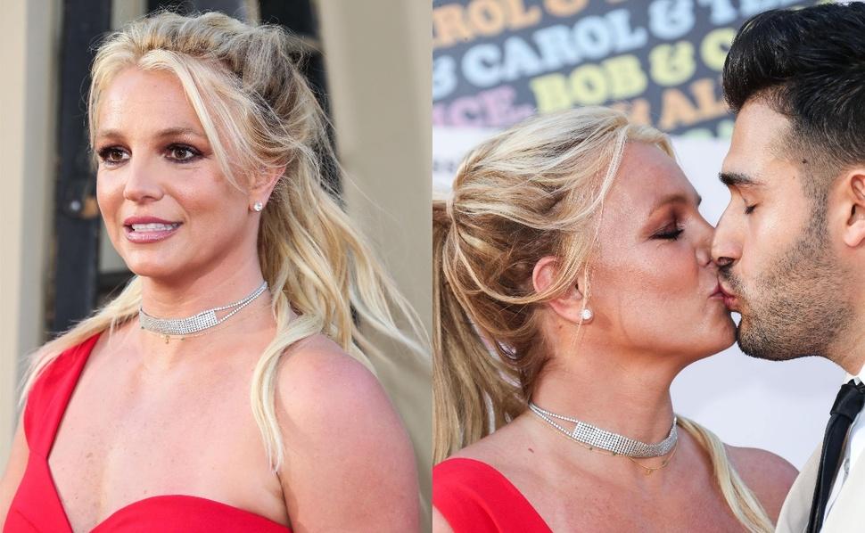СМИ: Бритни Спирс чувствует себя «невероятно хорошо», но ее бойфренд «не хочет спешить со свадьбой»