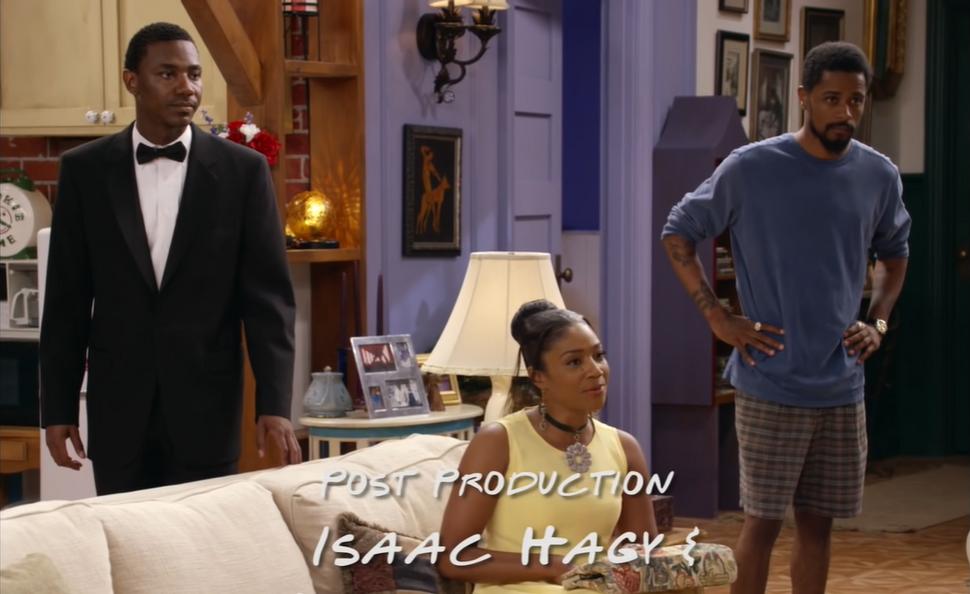 «Друзья» станут черными: Габриэль Юнион возглавит чтение сценария с темнокожими актерами