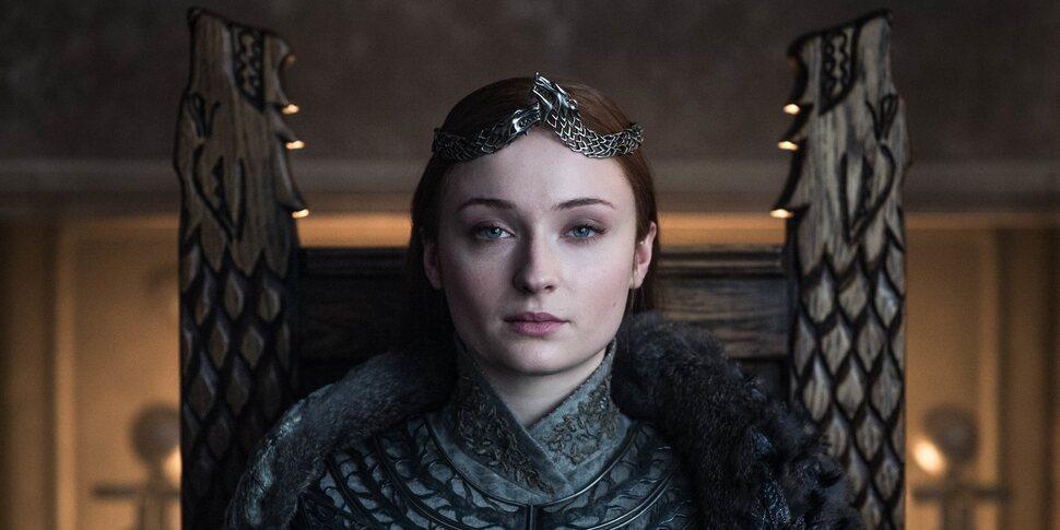 Софи Тернер объяснила, почему финал «Игры престолов» был правильным для всех героев