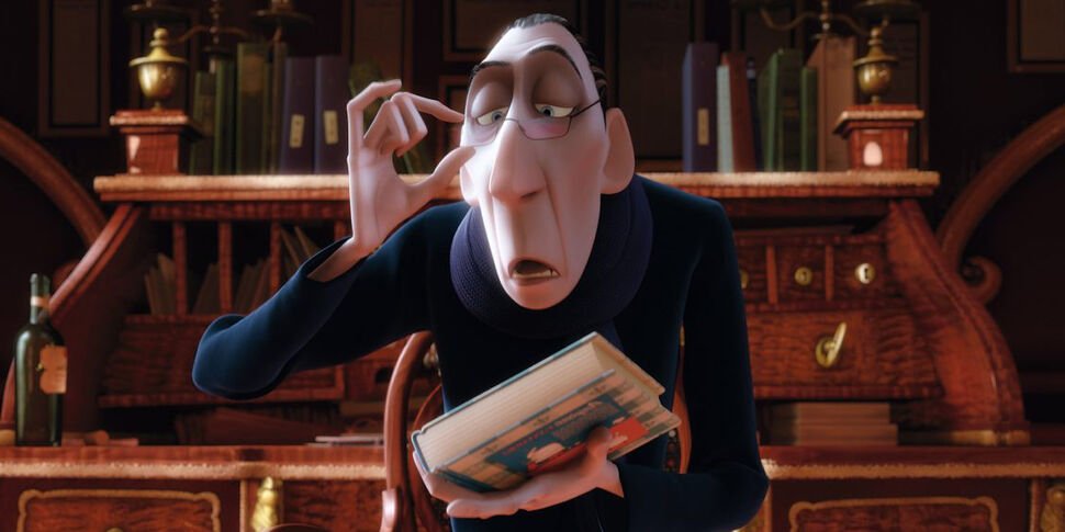 Один в один: блогер воплотил ворчливого критика из мультфильма «Рататуй»