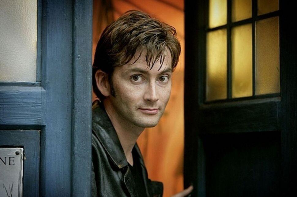 Дэвид Теннант был признан фанатами лучшим Доктором Кто