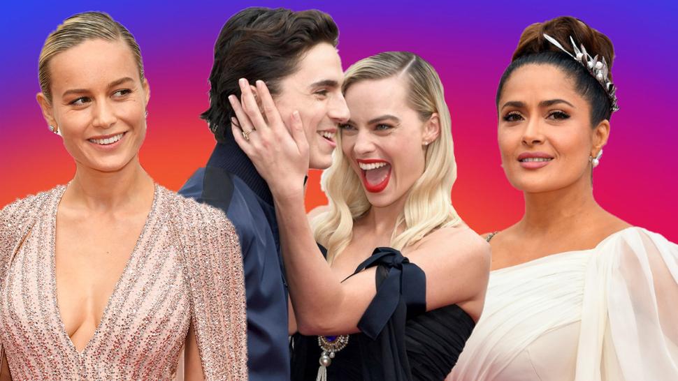 Красная дорожка «Оскара» 2020: Сальма Хайек, Киану Ривз, Бри Ларсон и другие гости премии