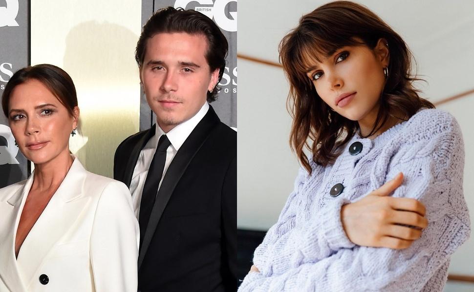 СМИ: Бруклин Бекхэм встречается с моделью, похожей на его мать Викторию