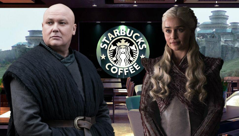 Звезда «Игры престолов» отрицает вину в порче дубля стаканом Starbucks: «Никаких комментариев без адвоката»