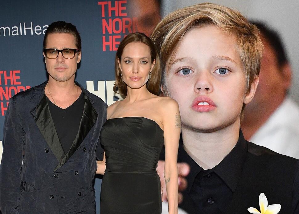 СМИ: дочь Анджелины Джоли собирается переехать к Брэду Питту