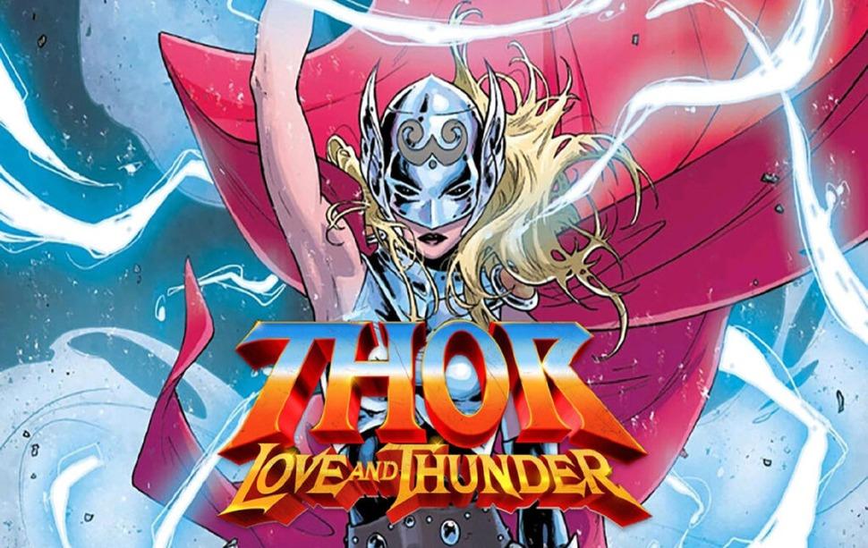 В Сети появилось описание сюжета кинокомикса «Тор: Любовь и гром»