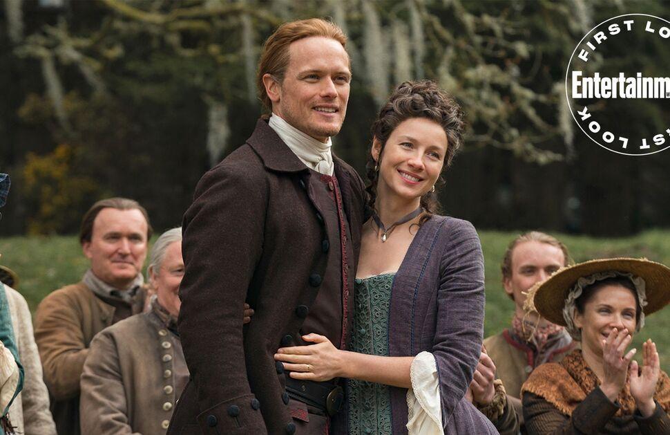 Сэм Хьюэн заверил, что Джейми и Клэр «самая горячая пара» в пятом сезоне «Чужестранки»