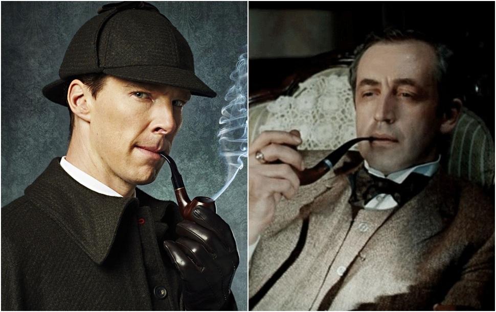 Каждому Шерлоку – по Ватсону: тест в честь дня рождения Бенедикта Камбербэтча и Василия Ливанова
