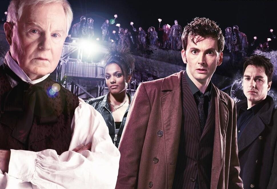 В 12 сезоне «Доктора Кто» вернулся любимец фанатов