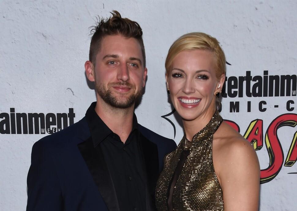 Звезда «Стрелы» Кэти Кэссиди разводится с мужем спустя год после свадьбы