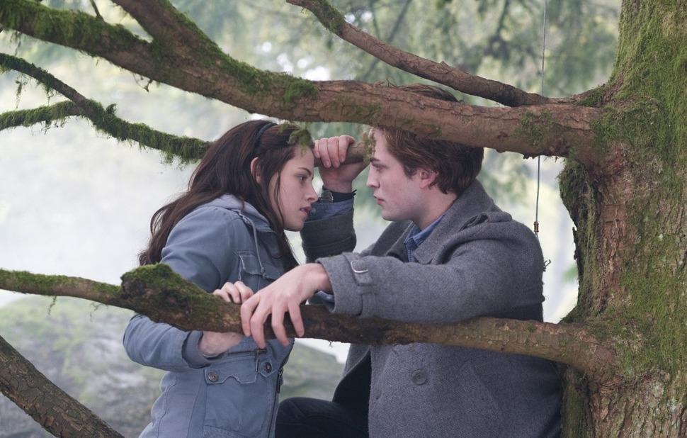 doen Edward en Bella dating in het echte leven