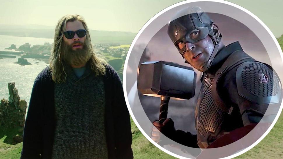 Создатели четвертых «Мстителей» нарушили правила вселенной ради Капитана Америки
