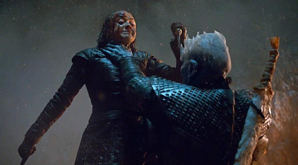 Фанаты «Игры престолов» предположили, почему Арье Старк было уготовано убить Короля ночи
