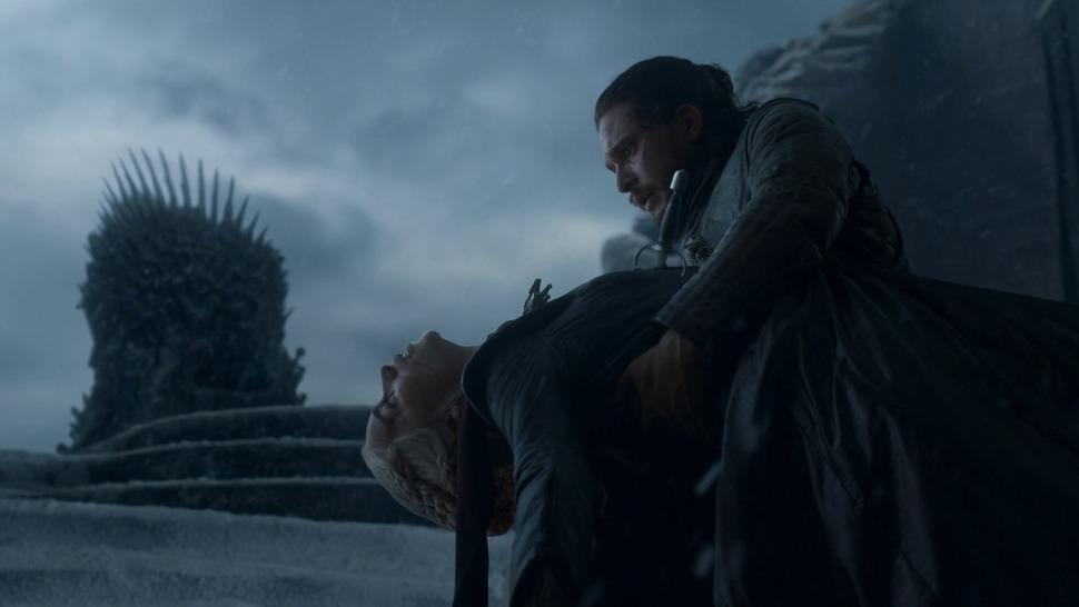 Джордж Мартин признался всоблазне поменять финал «Игры престолов»