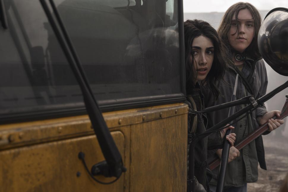 В Сети появился дебютный трейлер «подросткового» спин-оффа «Ходячих мертвецов»