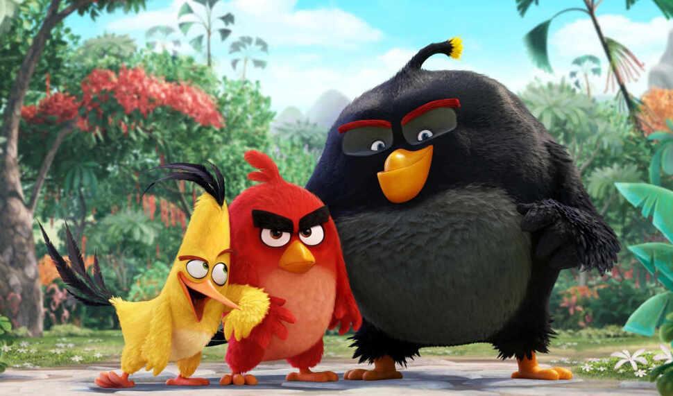 Летнее безумие: Netflix снимет сериал по игре Angry Birds