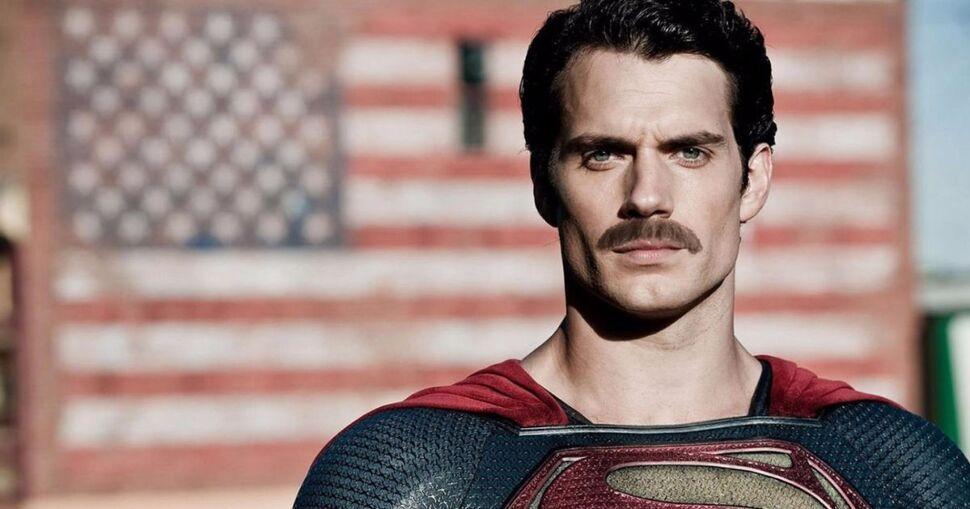 В Сети появился новый кадр со злополучными усами Супермена в «Лиге Справедливости»