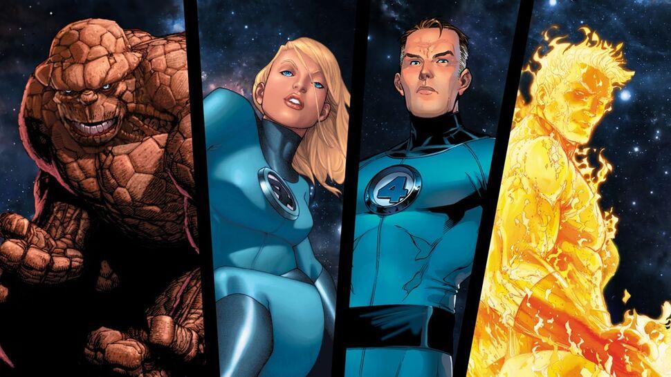 В посттитровой сцене «Капитана Марвел 2» могут представить Фантастическую четверку