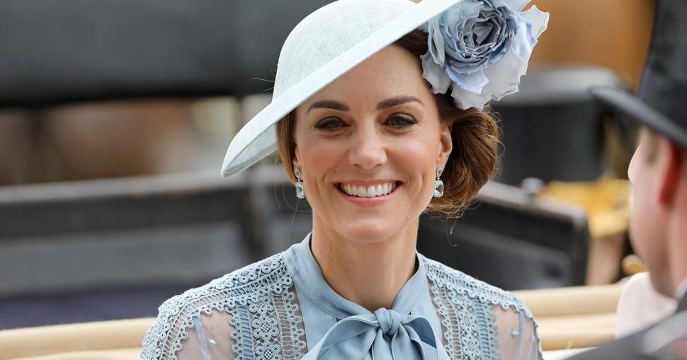 Кенсингтонский дворец опроверг заявление, что Кейт Миддлтон колет ботокс
