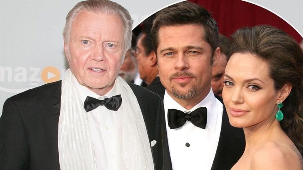 Отец Анджелины Джоли высказался об актрисе, внуках и бывшем зяте: «Я горжусь Брэдом»