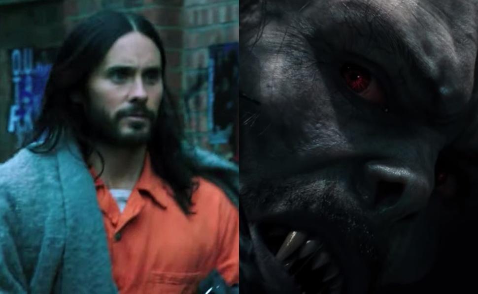 Будет жутко: «живой вампир» Джаред Лето в тизер-трейлере «Морбиуса»