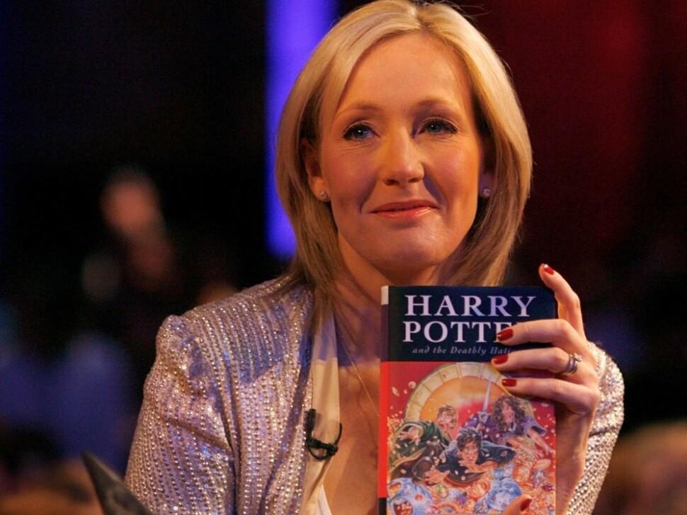 Автор «Гарри Поттера» Джоан Роулинг стала самой высокооплачиваемой писательницей 2019 года