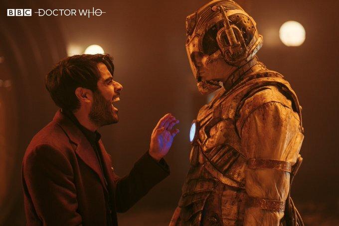 Новый Мастер заступился за 12 сезон «Доктора Кто», раскритикованный за политкорректность