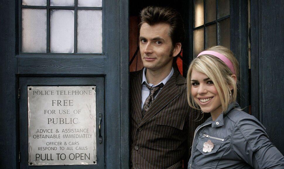 Жена Дэвида Теннанта показала, какой сезон «Доктора Кто» предпочитает их ребенок