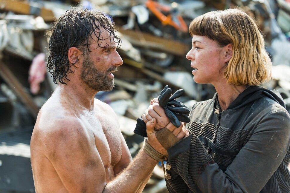 Новый вид зомби: звезда «Ходячих мертвецов» рассказала о будущем спин-оффе о Рике Граймсе