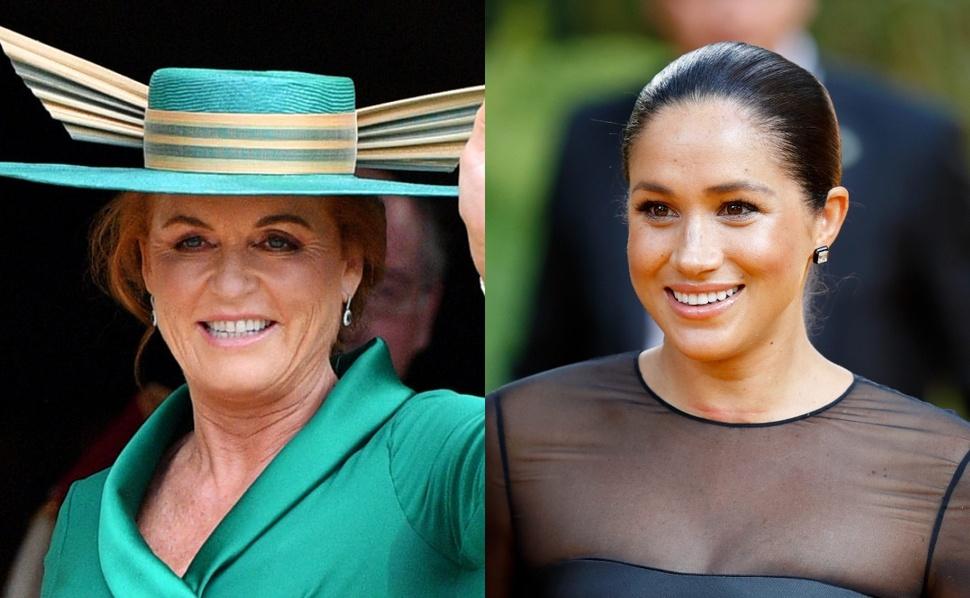 Герцогиня Йоркская Сара Фергюсон посочувствовала Меган Маркл: «Я была на ее месте»