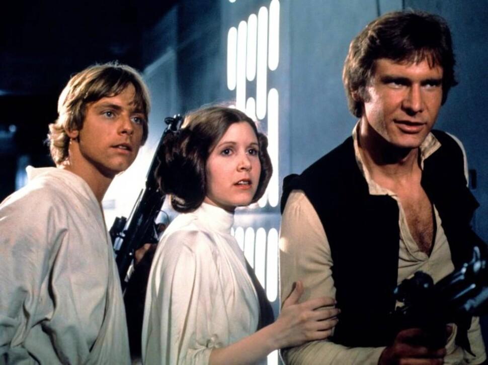 Топ 5 лучших фильмов по вселенной «Звездных войн» (спойлер: в нем нет «Пробуждения силы»)