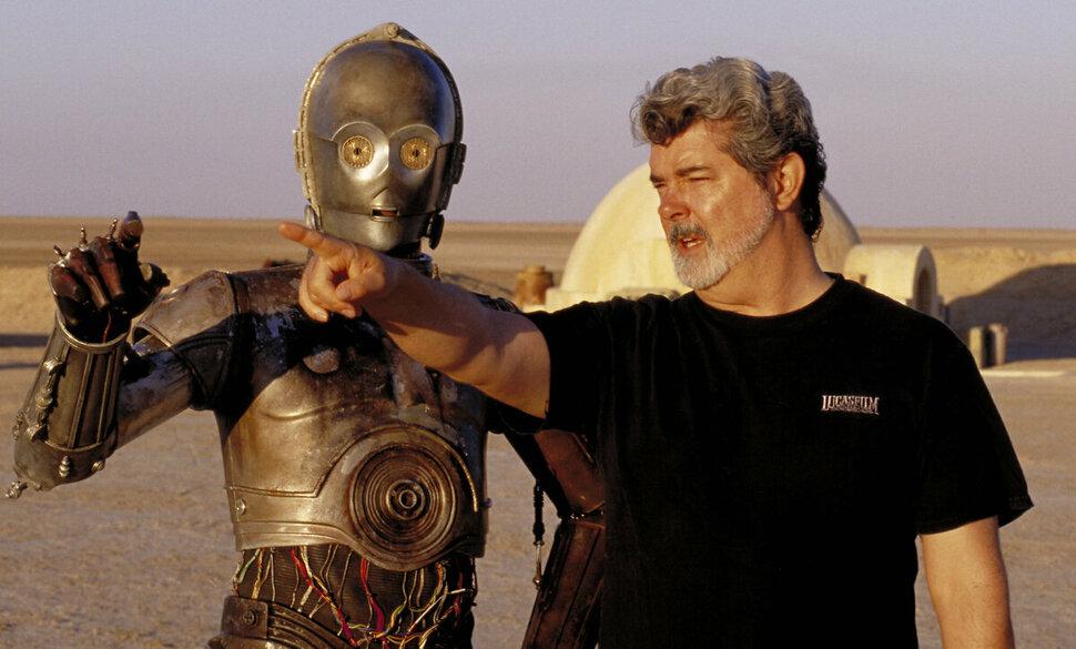 Коллега Джорджа Лукаса рассказал, каким мог быть первый сериал по «Звездным войнам»