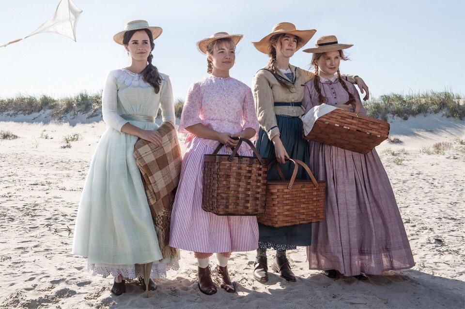 Эмма Уотсон, Сирша Ронан, Тимоти Шаламе и другие в дебютном трейлере фильма «Маленькие женщины»