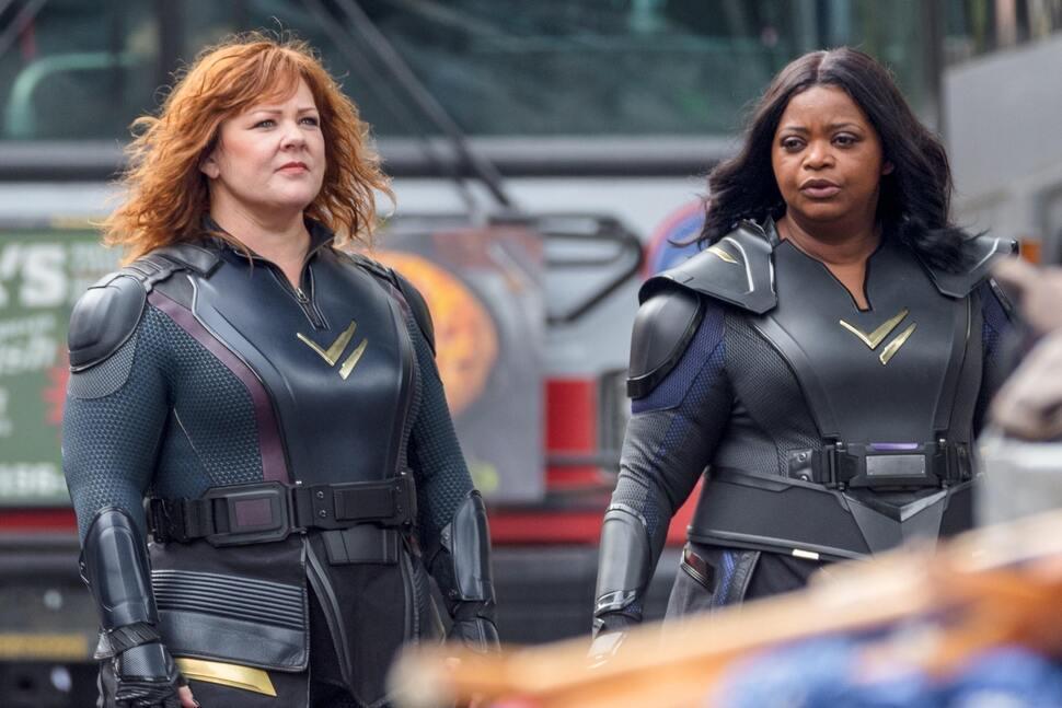 Сила в бодипозитиве: Мелисса Маккарти и Октавия Спенсер сыграют супергероинь