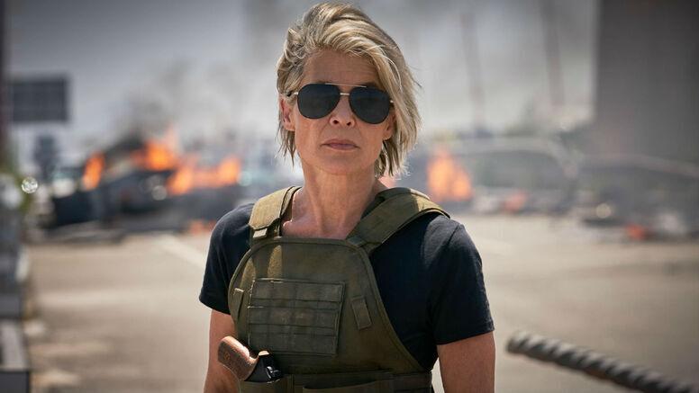 Линда Хэмилтон рассказала о возвращении к «Терминатору»