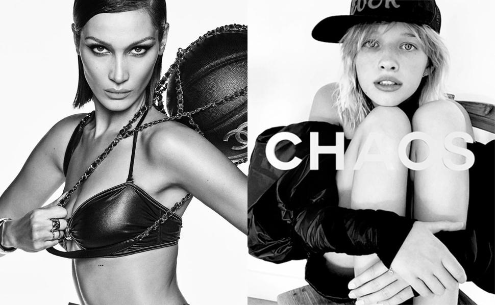 Белла Хадид, Кендалл Дженнер, дочь Миллы Йовович и другие в фотосессии для Chanel
