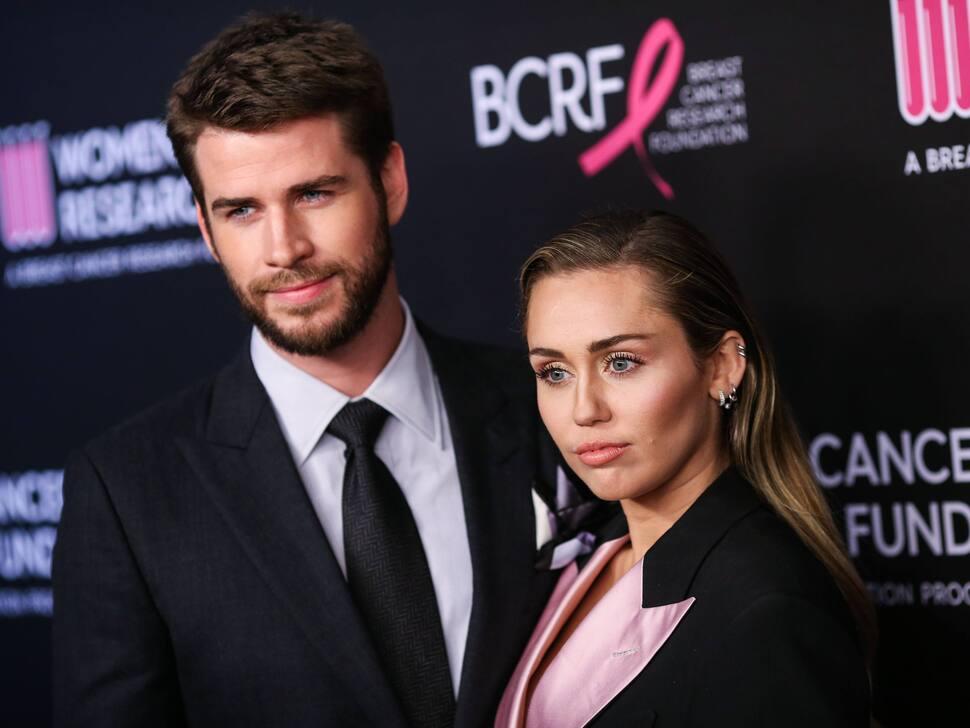 Инсайдер: «Майли Сайрус была разочарована, что Лиам подал документы на развод»