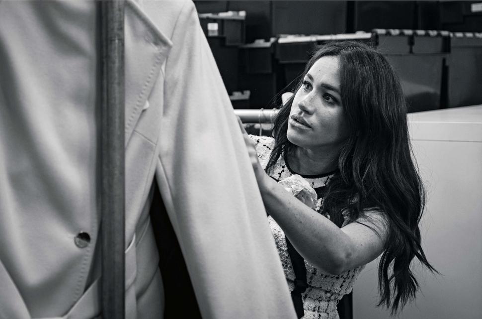 Выпуск Vogue с Меган Маркл побил исторический рекорд журнала