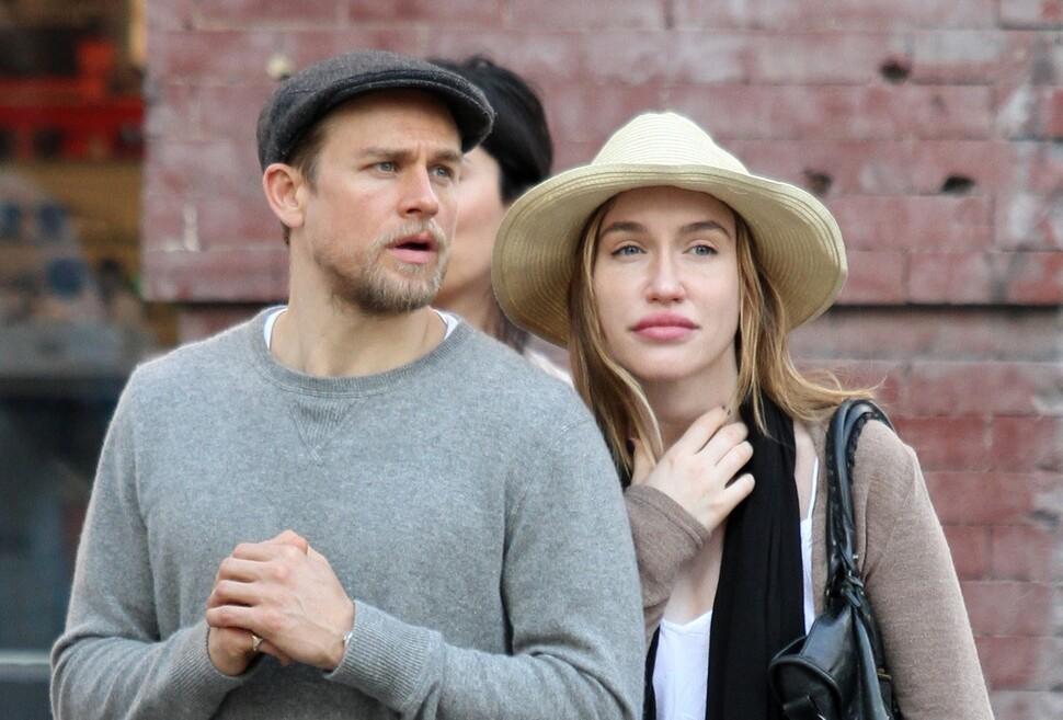 Чарли Ханнэм жалеет, что признался в нежелании жениться на Моргане Макнелис